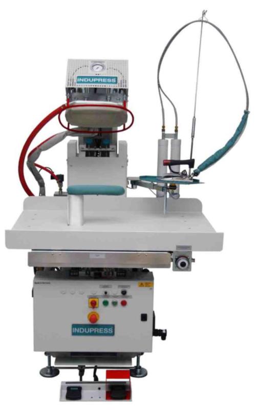 Indupress žehliaci lis IPN-SC-03-11