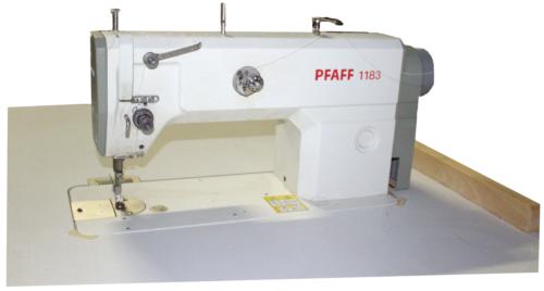 Používaný stroj Pfaff 1183