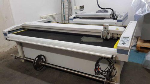 Používaný stroj Zünd PN XL1200