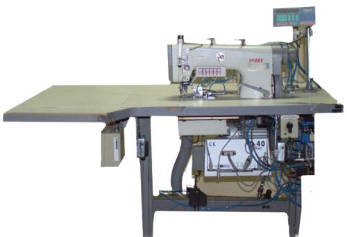 Používaný stroj Pfaff 901-3822